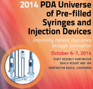 QbD for pre-filled syringes and injection devices