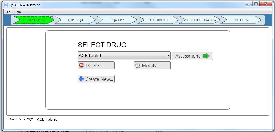 QbD Case Study - ACE Tablets - QTPP, CQA, CPP, CMA - Quality