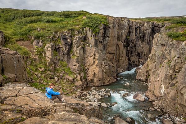 Godafoss, Westfjords