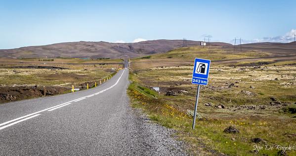 F26 to Landmannalaugar, Icelandic Highlands