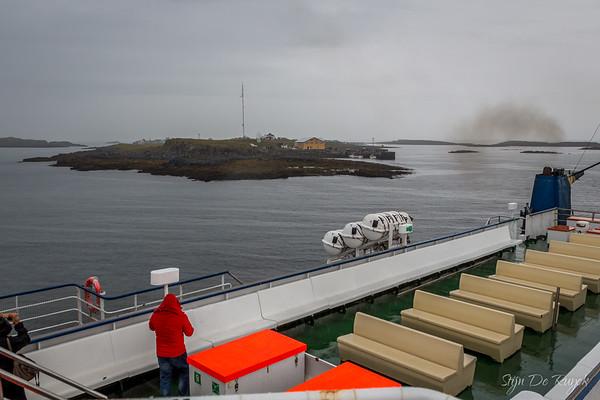 Baldur Ferry to the Westfjords