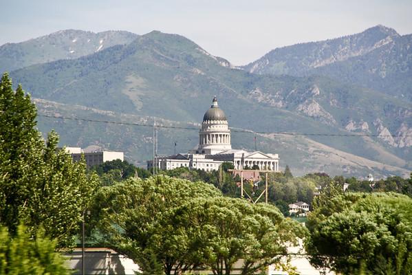 Capitol Hill, Salt Lake City