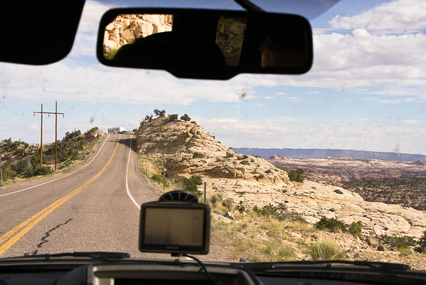 Scenic Byway 12 to Bryce Canyon
