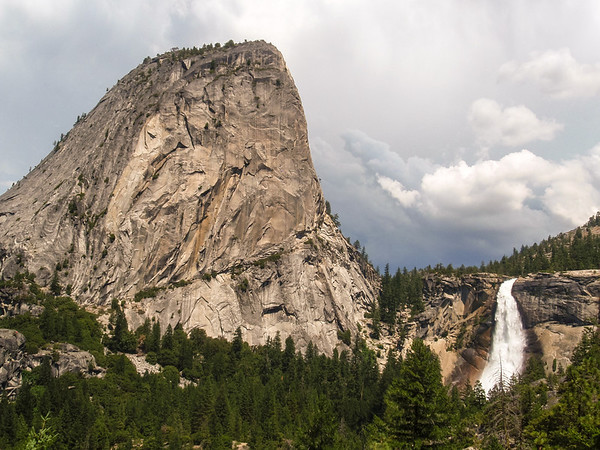 Nevada Fall, Yosemite National Park