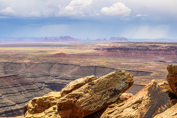 Monument Valley from Muley Point