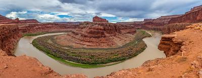 Colorado River along the Shafer Trail, Utah