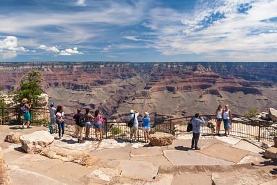 Mather Point, Grand Canyon National Park, Arizona