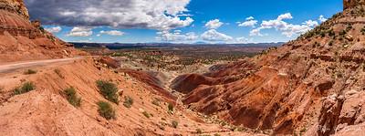 Burr Trail, Utah