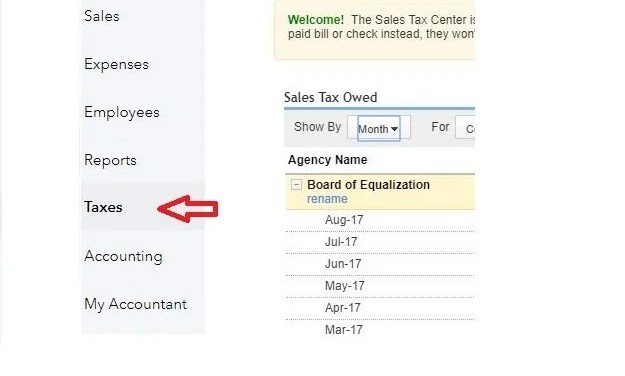 Where Are My Sales and Payroll Taxes in QBO?