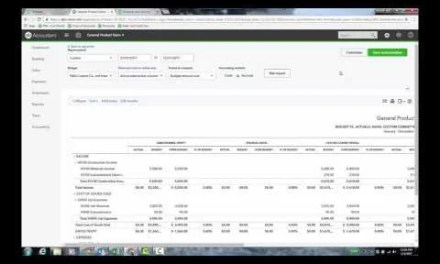 Video: Job Profitability and Budget to Actual