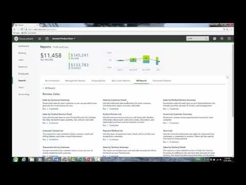 Video: Reporting Overview
