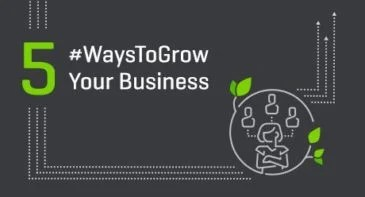 The Top 5 #WaysToGrow Your Small Business