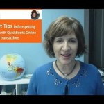 Video: Expert tips before getting started with QuickBooks Online Banking Transactions (Bank Feeds)