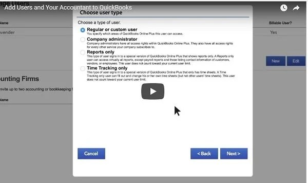Video: How to Add Users to QBO