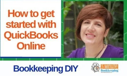 How to get started with QuickBooks Online
