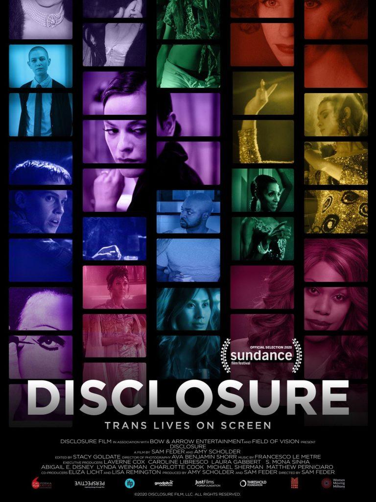 LGBTQIA+ Movie Night – Disclosure