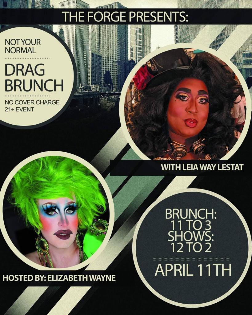 Drag Brunch at The Forge