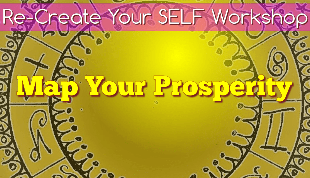 Map Your Prosperity – workshop