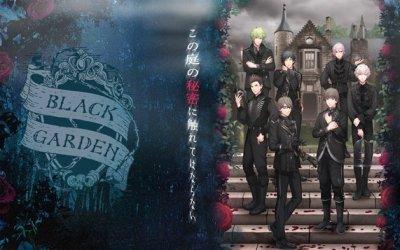 2021年天堂組愚人節企劃「BLACK GARDEN」故事翻譯