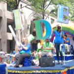 Photos from Charlotte Pride Parade 2015