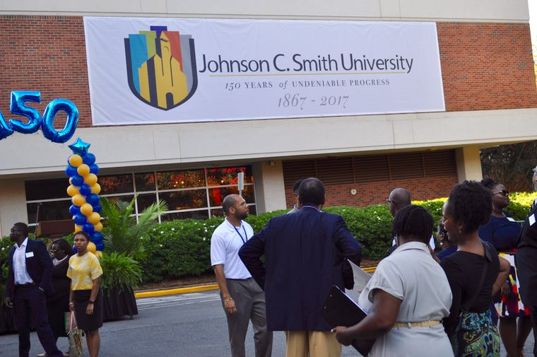 Johnson C. Smith University was founded in 1867 – two years after the American Civil War ended – as The Freedmen's College of North Carolina. (Photo: Qcitymetro.com)