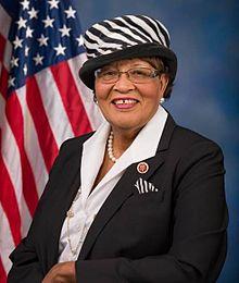U.S. Rep. Alma Adams