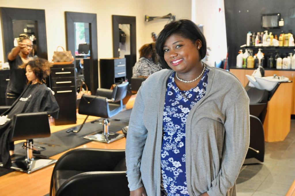 LaMonica Cuthbertson, Different by Design Hair Salon, Charlotte, NC
