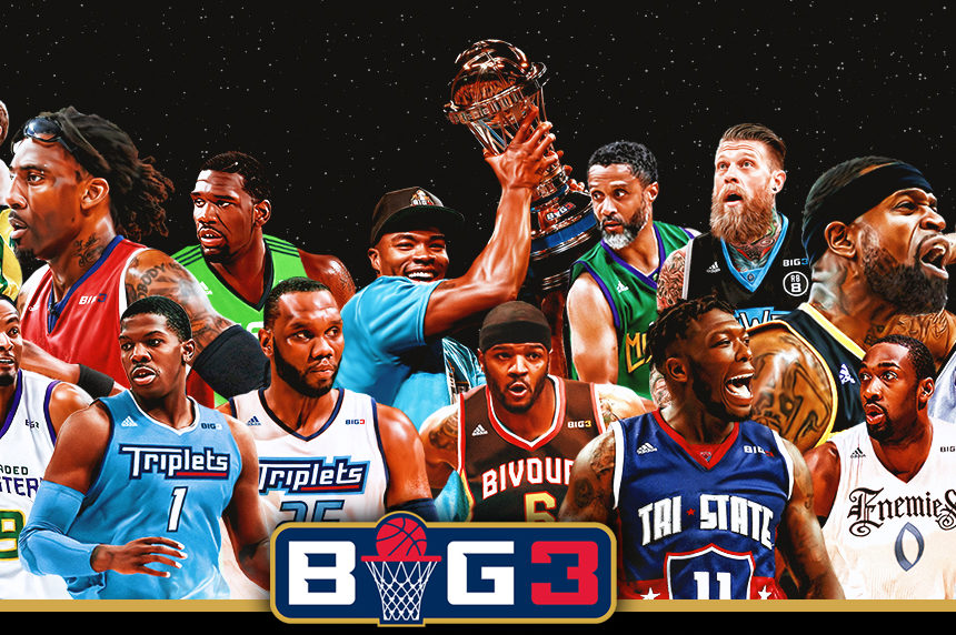 Win tickets to see BIG3 basketball at Spectrum Center - Q