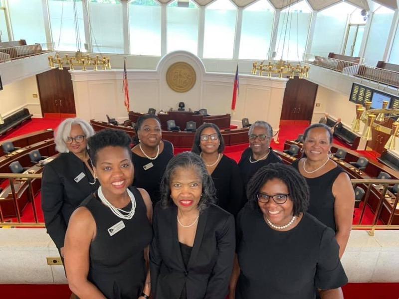 National-Coalition-100-Black-Women-Queen-City-Legislative-Day