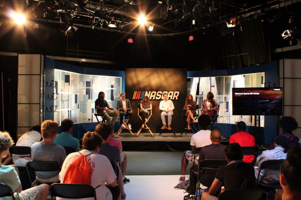 Sports-Biz-Camp-NASCAR-panel