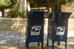 USPS-blue-mailboxes
