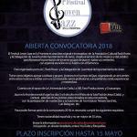 2º Festival Joven Jazz en la Frontera