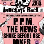 Inocente Rock 5#