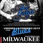 La Big Yuyu – Milwaukee – Puerto Sta. María – 15 Febrero