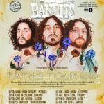 Wille & the Bandits vienen a España por primera vez.