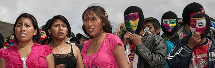 Image result for Takanakuy Festival