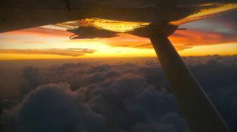 Flight from Quepos to San Jose - 28