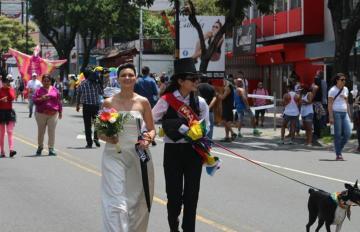 Jazmín Elizondo and Laura Flórez-Estrada