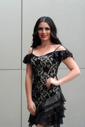 Fabiola Montoya, 22, Heredia