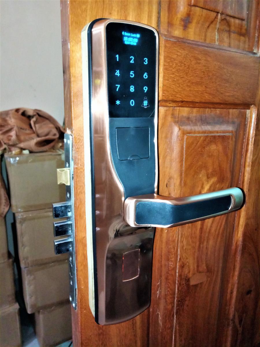 Installations de Système de Contrôle d'accès (15)