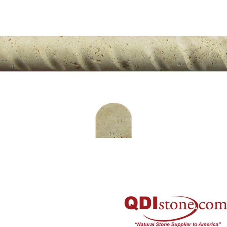 nysa travertine trim tile qdi surfaces