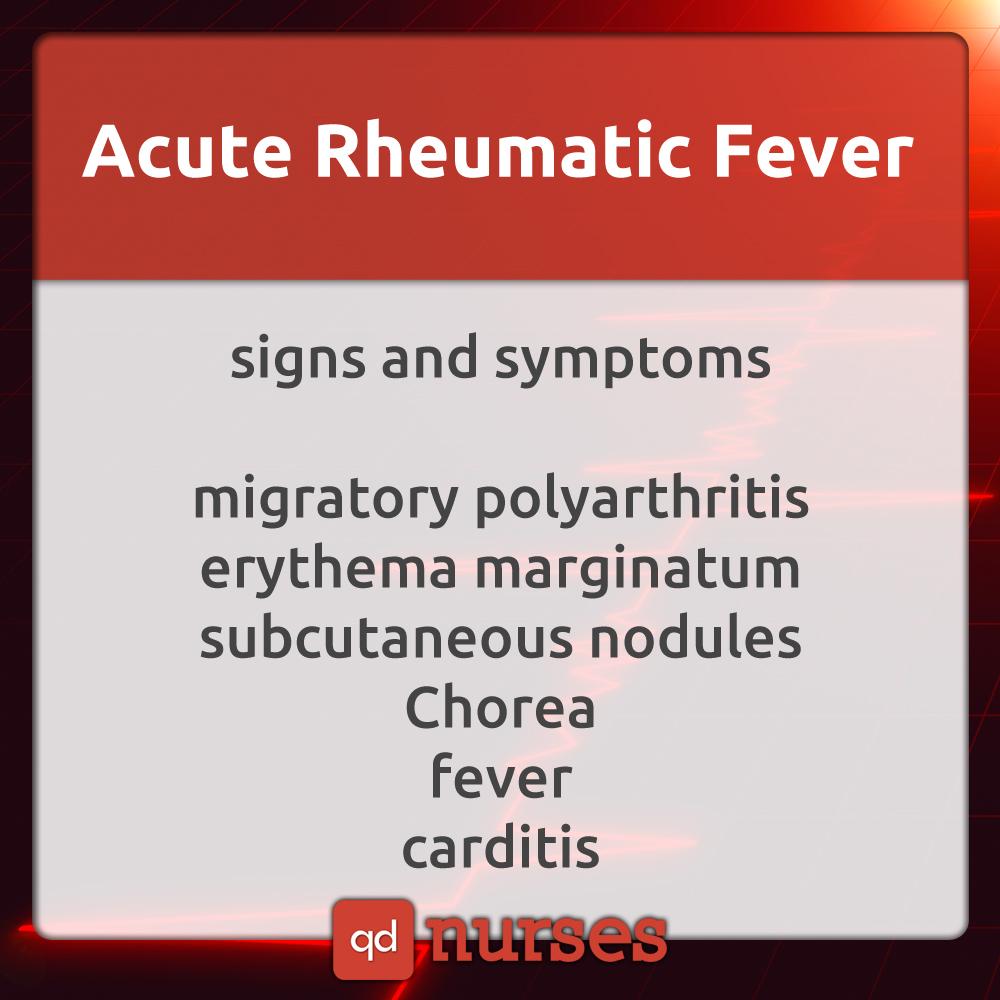 Rheumatic Fever Adults 39
