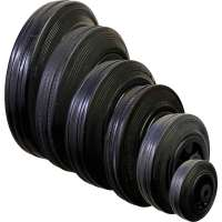 Rubber Tyre Wheels
