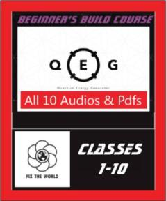 QEG Course Audios and PDFs 1-10