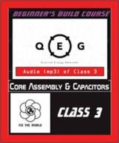 QEG Class 3 Audio and PDF