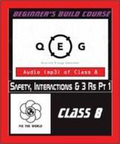 QEG Class 8 Audio and PDF