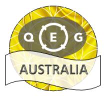 qeg australia logo