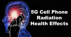 CELL PHONE RADIATION HEALTH RISKS