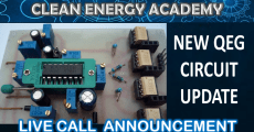 Live Call #15 QEG Circuit and Mini QEG Update Sunday June 17th @6PM EST