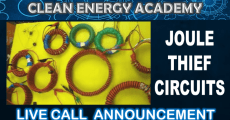 Live Call: Joule Thief and Flyback Inverter December 8 2019